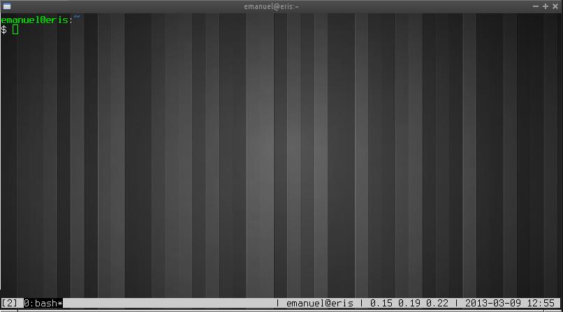 Mehrere Terminalfenster verwalten mit tmux (vs  screen) – EmanuelDuss ch