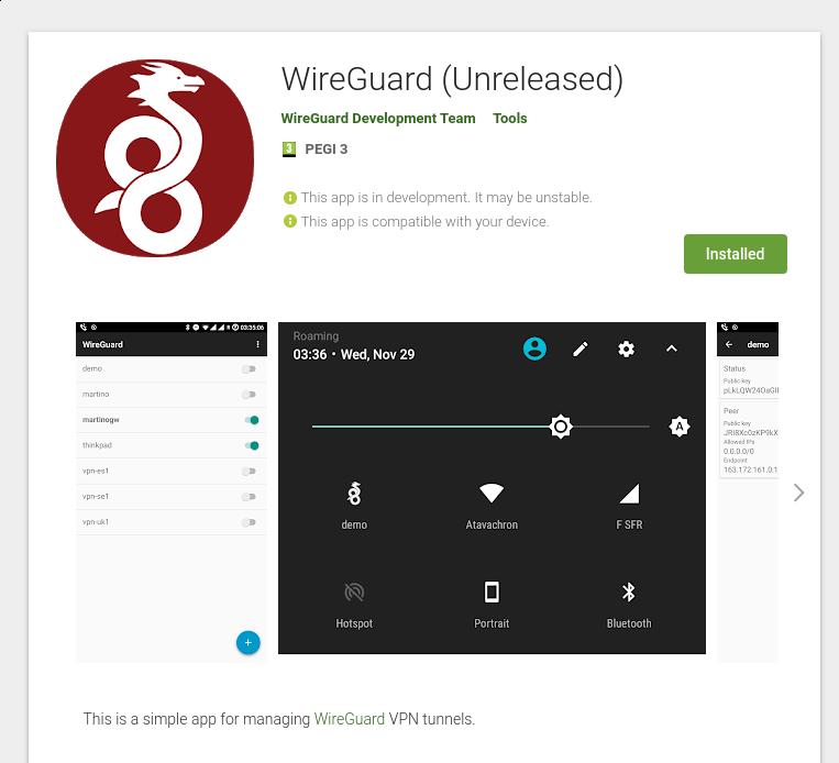 WireGuard VPN Road Warrior Setup – EmanuelDuss ch